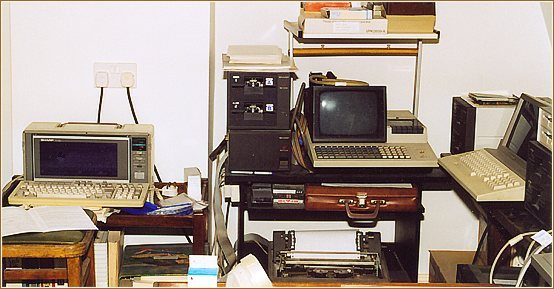 PC 7000, MZ-80K