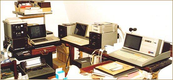 MZ-80K, MZ-80A, MZ-80B