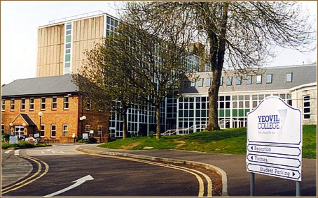 The Yeovil College in Somerset, England